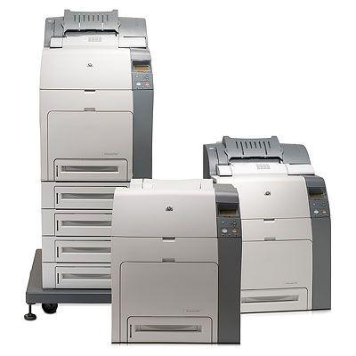 HP Clor Laserjet 4700 Series